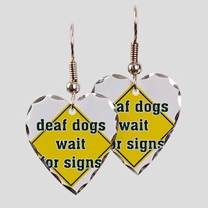 WaitForSigns Earring Heart Charm