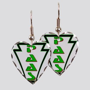 PAASlogo-Lrg Earring Heart Charm