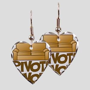 Pivot! Pivot! [Friends] Earring Heart Charm