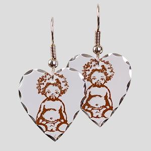 babybig Earring Heart Charm
