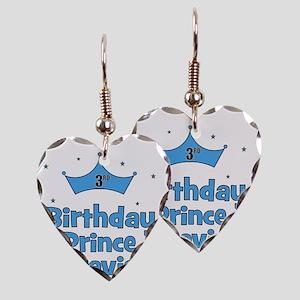 birthdayprince_3rd_TRAVIS Earring Heart Charm