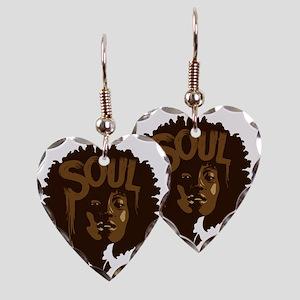Soul Fro Earring Heart Charm