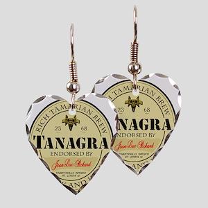 tanagra Earring Heart Charm