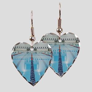 200286923-001 Earring Heart Charm