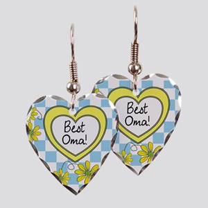Best Oma Yellow Earring