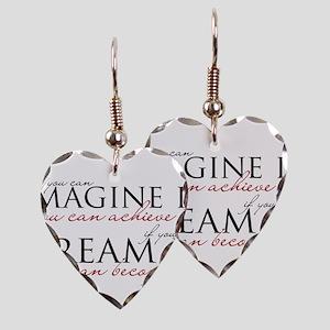 WARD1 Earring Heart Charm