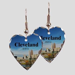 Cleveland Earring Heart Charm