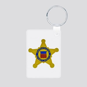 US FEDERAL AGENCY - SECRET SERVICE Keychains