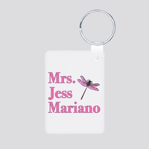 Mrs. Jess Mariano Gillmore Girls Aluminum Photo Ke