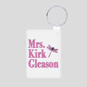 Mrs. Kirk Gleason Gilmore Girls Aluminum Photo Key
