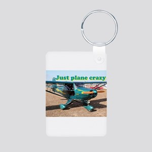 Just Plane Crazy: Gazelle Aircr Keychains