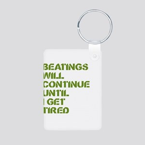 Beatings Keychains