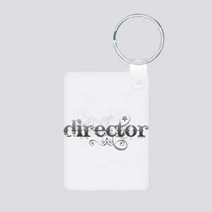 Urban Director Aluminum Photo Keychain