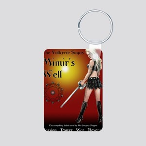 Mimirs Well small poster Aluminum Photo Keychain