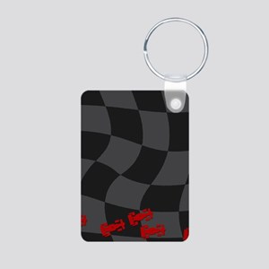 Race Cars Keychains