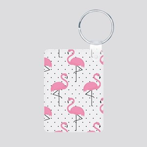 Cute Flamingo Keychains