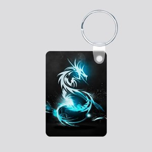 Glowing Dragon Keychains
