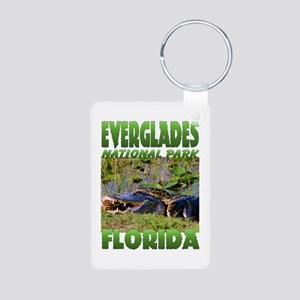 Everglades National Park Aluminum Photo Keychain