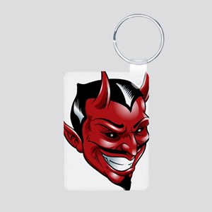 Devil Red Keychains