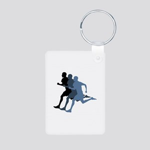 MALE RUNNER Keychains