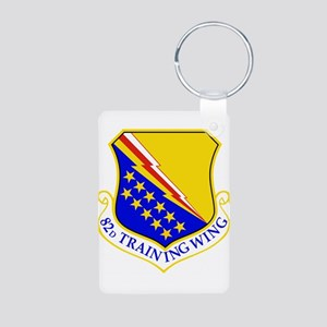 USAF Air Force 82nd Training Wing Shield Keychains