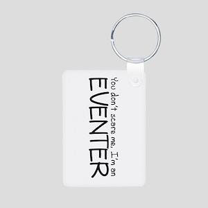 Eventing Aluminum Photo Keychain
