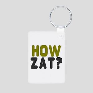 HOW ZAT Keychains