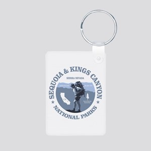 Sequoia & Kings Canyon Keychains