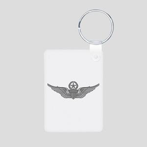 Aviator - Master Aluminum Photo Keychain