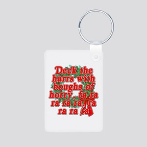 Deck The Harrs - Christmas Story Chinese Aluminum