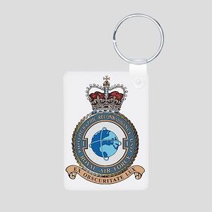 1 Photo Recon Unit RAF Aluminum Photo Keychain
