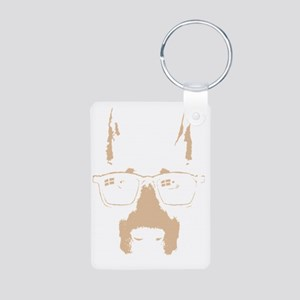 dobe-glasses-DKT Aluminum Photo Keychain