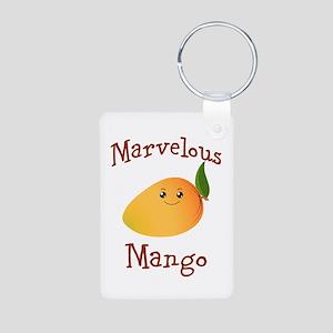 Marvelous Mango Keychains