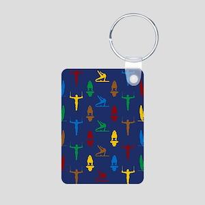Mens Gymnastics Keychains
