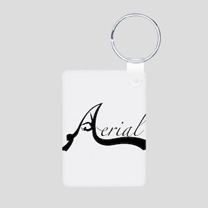 Aerial Logo 1 Keychains