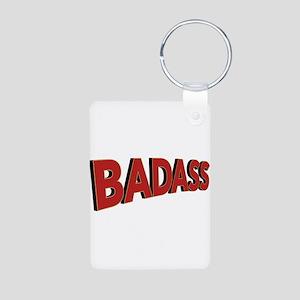 Badass Keychains