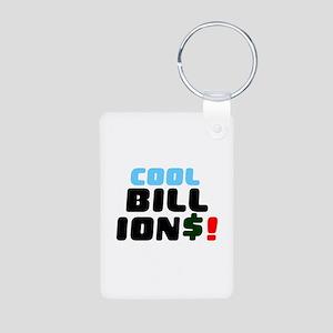 COOL BILLIONS! Keychains