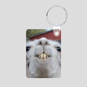Funny Alpaca Llama Keychains