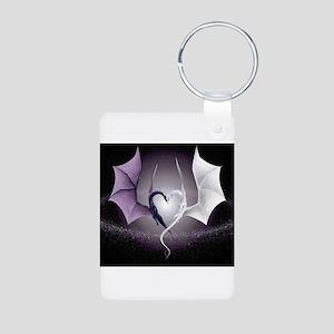 dragon love Keychains