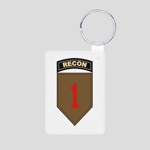 1st ID Recon Keychains
