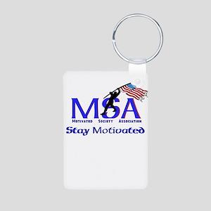 MSA-Today Design Keychains
