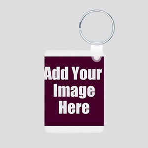 Add Your Image Here Keychains