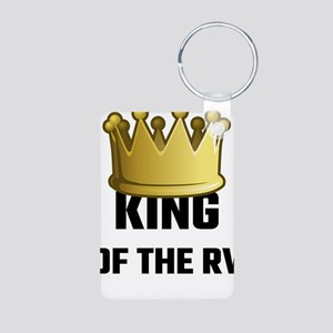 King Of The RV Keychains