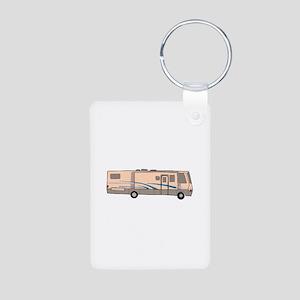 RV MOTORHOME Keychains