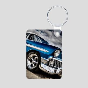 Retro car Keychains