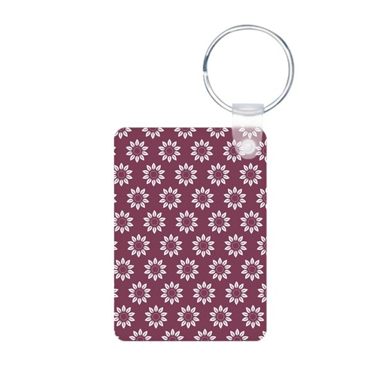 Ten Petal Flower Pattern (Mulberry)
