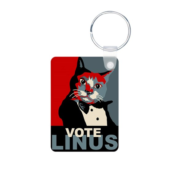 Vote for Linus