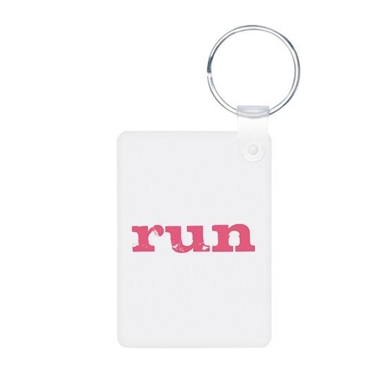 run - pink