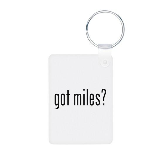 got miles?