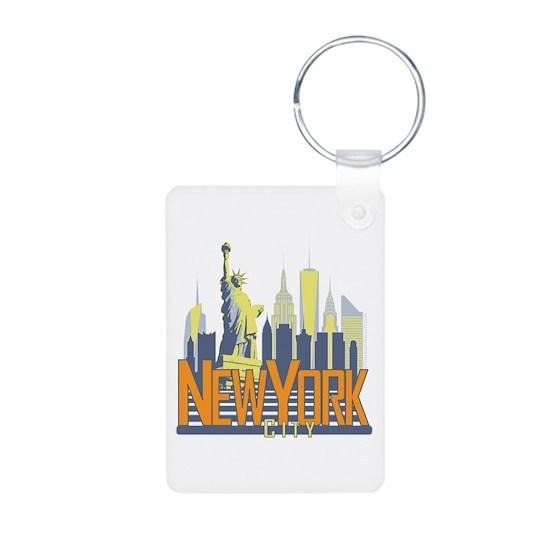 NYC Skyline Bold